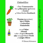 Rezept für die Uni-Dschungel Lasagne, www.uni-dschungel.de, Uni-Dschungel Blog, Kirsten Schwarzer