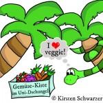 Eine vegetarische Reise durch den Uni-Dschungel, www.uni-dschungel.de, Uni-Dschungel Blog, Kirsten Schwarzer