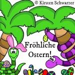 Der Uni-Dschungel Blog wünscht Euch fröhliche Ostern!, www.uni-dschungel.de, Uni-Dschungel Blog, Kirsten Schwarzer