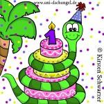 1 Jähriges Blog-Jubiläum, www.uni-dschungel.de, Uni-Dschungel Blog, Kirsten Schwarzer