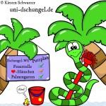 WG-Putzpläne: Drehst Du noch am Putz-Rad oder nutzt Du schon eine App?, www.uni-dschungel.de, Uni-Dschungel Blog, Kirsten Schwarzer
