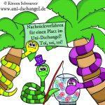 Nächster Halt Uni-Dschungel: ein Studienplatz im Nachrückverfahren, www.uni-dschungel.de, Uni-Dschungel Blog, Kirsten Schwarzer