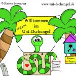 Das erste Semester & keine Bude in Sicht: Der Uni-Dschungel Blog kennt Überbrückungsmöglichkeiten, www.uni-dschungel.de, Uni-Dschungel Blog, Kirsten Schwarzer