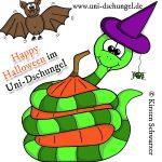 Happy Halloween im Uni-Dschungel!, www.uni-dschungel.de, Uni-Dschungel Blog, Kirsten Schwarzer
