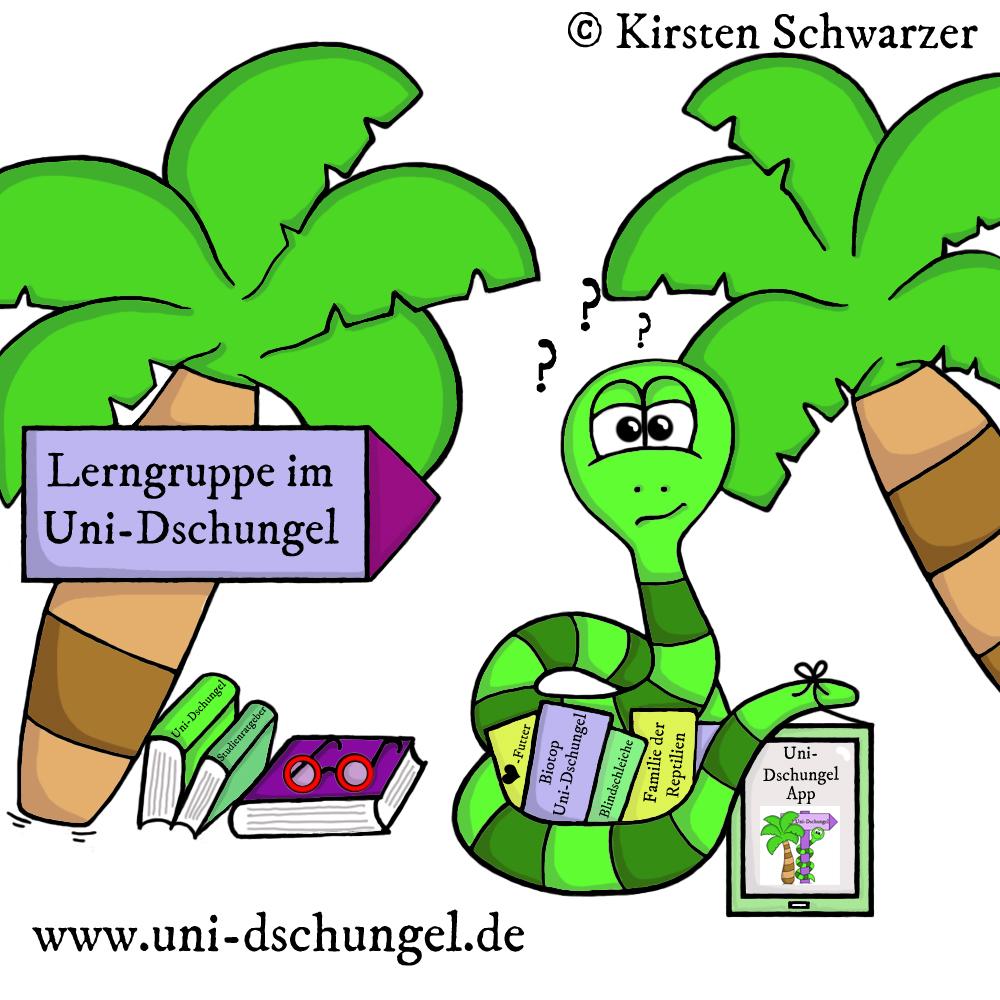 Zwischen Apps & Karteikarten: Bummelst Du noch oder lernst Du schon?, www.uni-dschungel.de, Kirsten Schwarzer