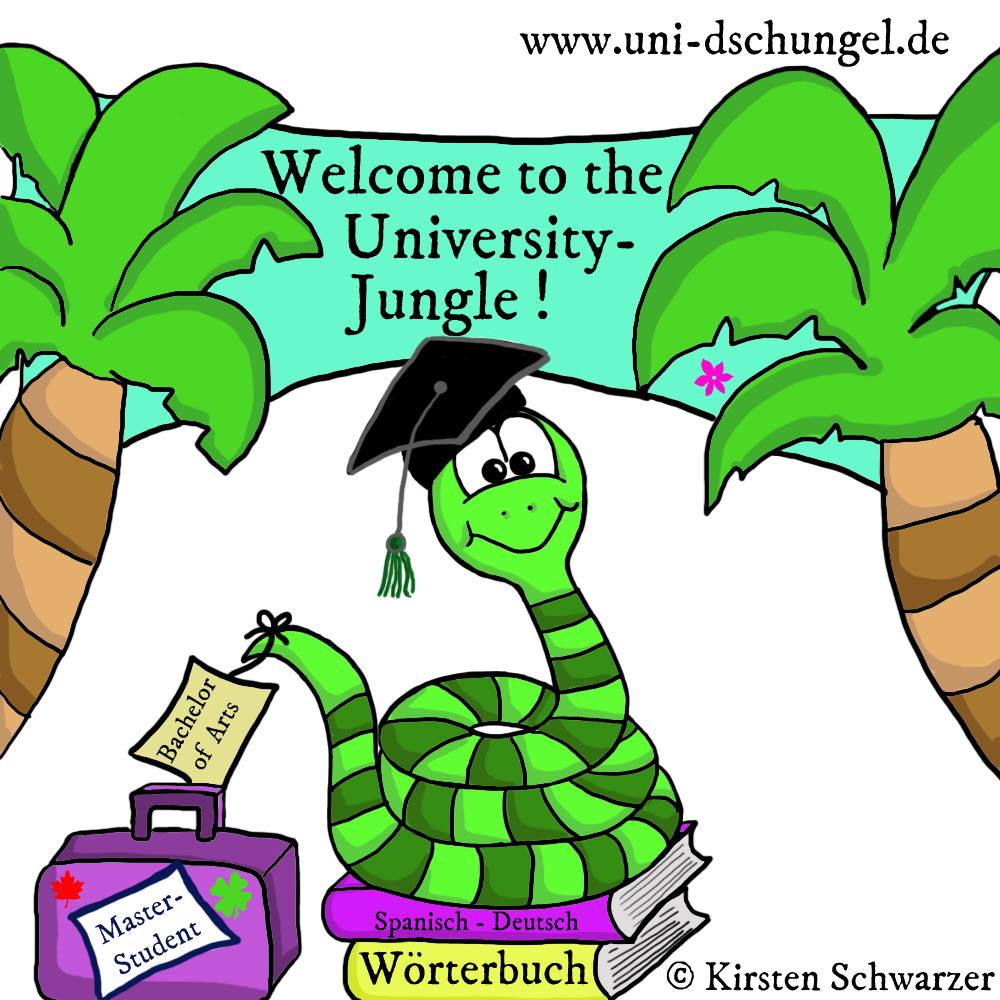 """Frisch aus der Rubrik """"Uni-Dschungel weltweit"""": das MA-Studium Konferenzdolmetschen in Granada, www.uni-dschungel.de, Uni-Dschungel Blog, Kirsten Schwarzer"""