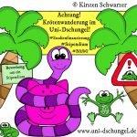Krötenwanderung im Uni-Dschungel: ein Stipendium für alle Lebenslagen, www.uni-dschungel.de, Uni-Dschungel Blog, Kirsten Schwarzer